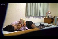 ビジネスホテル隠し撮り・何度も絶頂する素人オナニー Vol.05